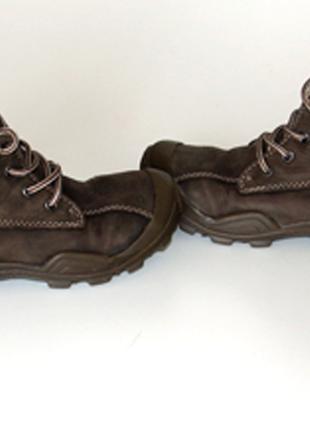 Ботинки Geox р 31. кожа 21 см .Весна осень демисезон