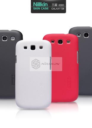 Фирменный чехол Nillkin для Samsung Galaxy S3 i9300