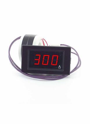 Цифровой амперметр переменного тока Izmeritel 300А