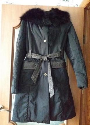 Rolf schulte  стильное пальто люкс бренда