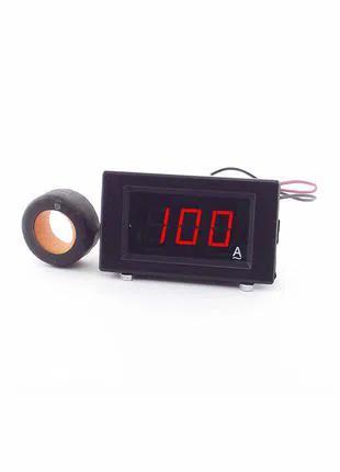 Цифровой амперметр переменного тока Izmeritel 100А