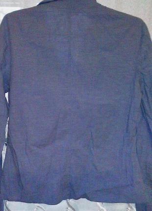 Рубашка - джинс george 44р.