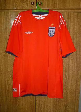 Футболка Umbro England Англия размер XL