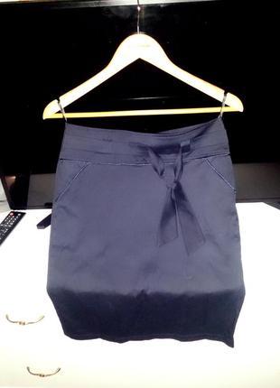 """Красивенная деловая юбка с завышенной талией""""larizza collection""""!"""