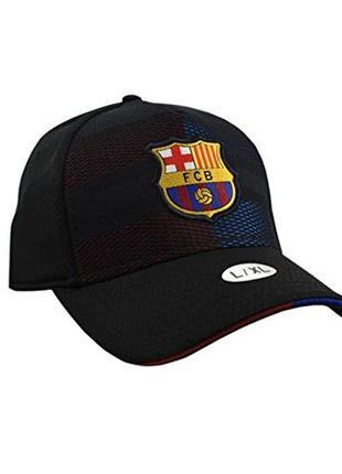 Кепка Мужская_FC Barcelona Grid Cap No 1_Официальная Коллекция