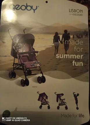 Недорого коляска-трость