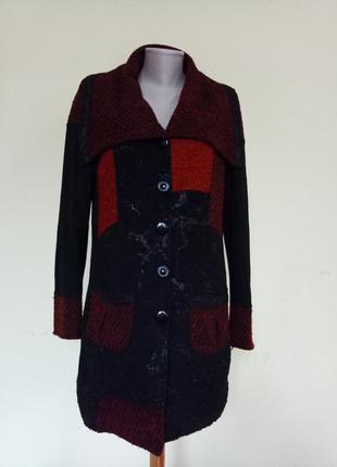 Шикарный немецкий кардиган или легкое пальто