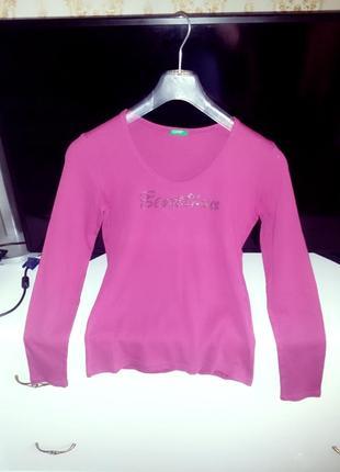 "Брендовая футболка ""united colors of benetton"",original!italy!"