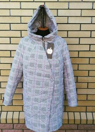 Модная весенняя куртка женская