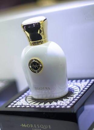 Moresque Diadema_Оригинал Parfum 3 мл затест_Распив