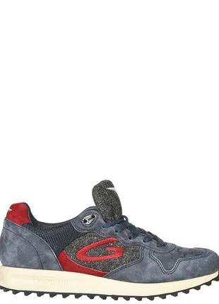 Итальянские мужские кроссовки Alberto Guardiani