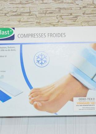 Холодные компрессы sensiplast