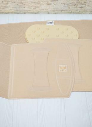 Поясничный бандаж Bort Medical, пояс для массажа и реабилитации
