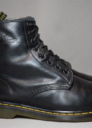 Ботинки dr. martens мужские кожаные. таиланд. оригинал. 43 р./...