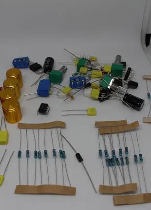 Аудиопредусилитель, тональній аудио предусилитель. kit набор