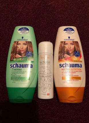 Сухой шампунь + бальзам для волос