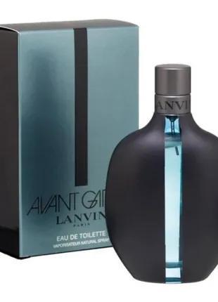 Lanvin Avant Garde.  Мужская туалетная вода