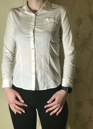Фирменная женская рубашка tommy hilfiger