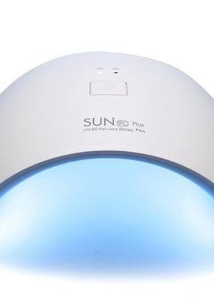 LED Лампа SUN 9C 24W для ногтей маникюра УФ UV Сушилка гель ла...
