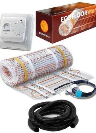 Электрический теплый пол мат Fenix (Чехия)