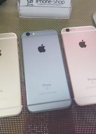 IPhone 6s 16gb/32gb Neverlock Идеал. Гарантия от магазина Расс...