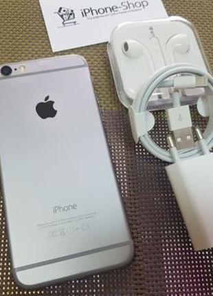 Apple iPhone 6 16Gb. Space Gray ( neverlock ), с гарантией от ...