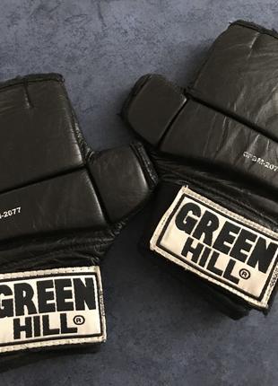 Перчатки снарядные (шингарты) Green Hill CFBM-2077 (S) черные