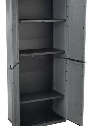 Пластиковый шкаф для балкона беседка альтанка УФ и осадкоустойчив