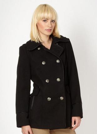 Пальто в стиле милитари  335