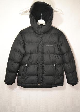 Теплая куртка на мальчика timberland    599