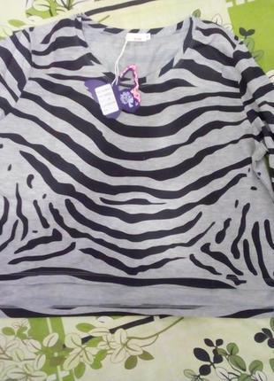 Стильный и качественный свитерок oversize the love brand,  раз...