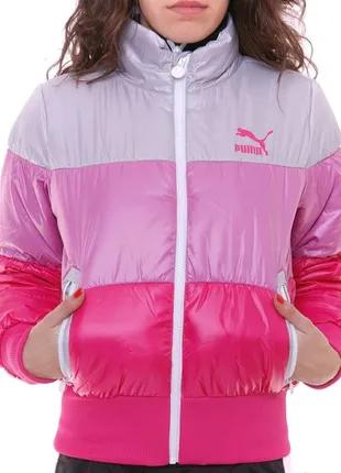 Демисезонная весенняя куртка PUMA оригинал 100%