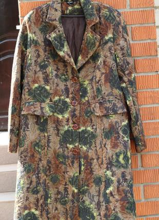 Стильное пальто x-two 52-54