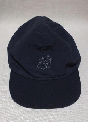 Кепка бейсболка черная легкая мужская supplex road trip cap ja...