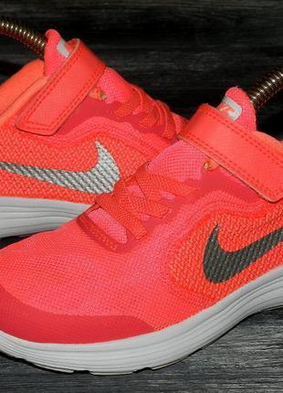 Nike revolution ! оригинальные, ультра легкие и удобные кроссовки