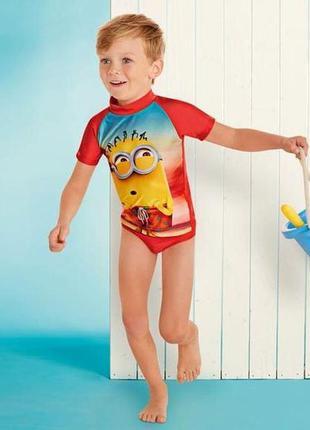 Костюм пляжный комплект плавальный для плавания купания пляжа ...