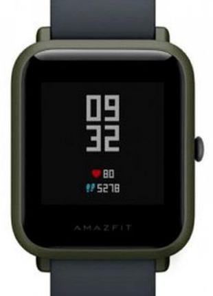 Смарт часы Amazfit Bip International edition Kokoda Green