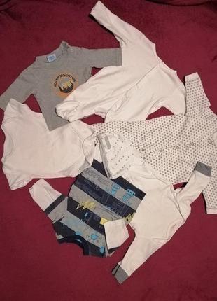 Комплект набор пакет детской одежды