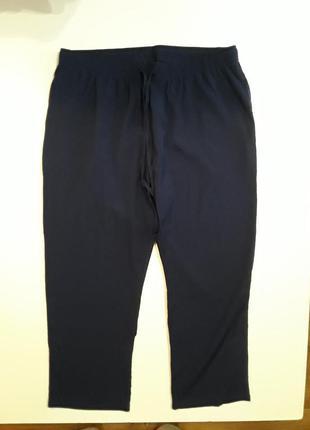 Фирменные легкие брюки штаны