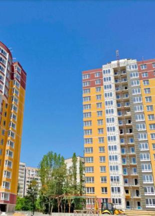 3х комнатная квартира на Бочарова. 89 м2.