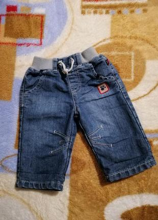 Джинсы штанишки шорты