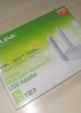 Wi-Fi адаптер TP-Link TL-WN822N
