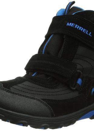 Зимние ботинки merrell moab polar. оригинал.