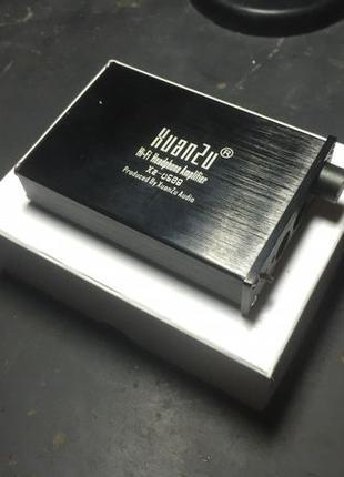 Портативный Hi-Fi усилитель для наушников XuanZu XZ-U608