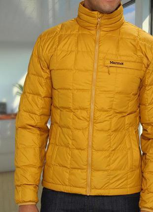 Пухова куртка marmot аjах XL