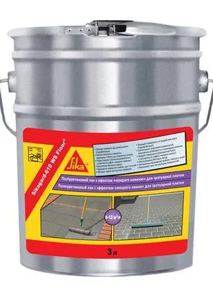 "Sikagard®-610 WS Floor защитное покрытие пола ""мокрый камень"", 3л"