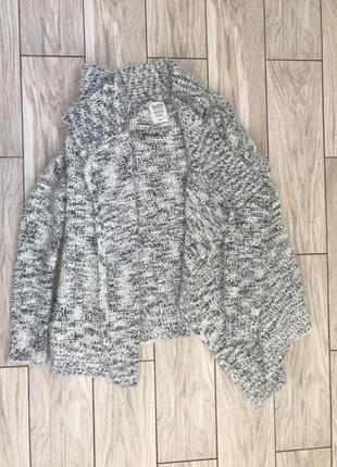 Кардиган  bershka, свитер на запах
