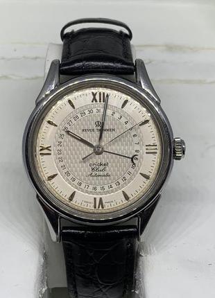 Revue thommen престижные швейцарские часы