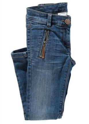 Next зауженные джинсы 14 лет