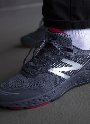 Мужские кроссовки нью баланс серые new balance 880